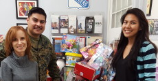 Toys for Tots | 2015 | December | holidays | Christmas | New Year's Eve